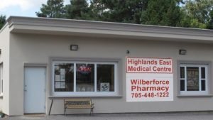 **NEW DATES - NP to see Patients in Wilberforce @ Wilberforce Pharmacy | Tory Hill | Ontario | Canada